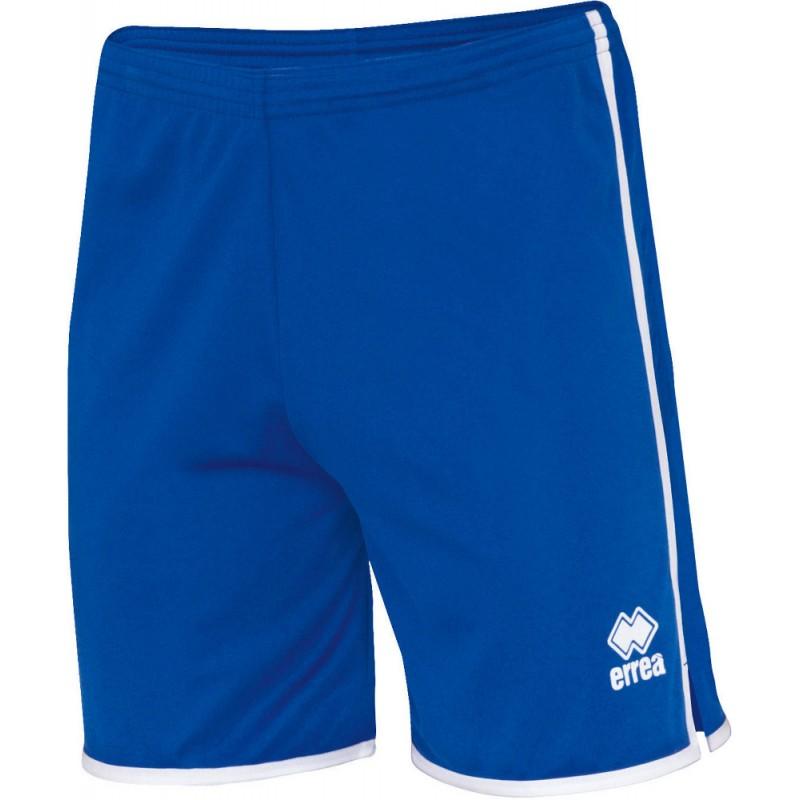 Short Errea Bonn Bleu roi