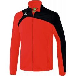 Veste ERIMA Club 1900 2.0, couleur rouge et noir