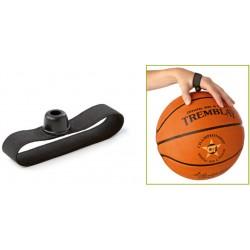 Elastique de shoot pour le basketball