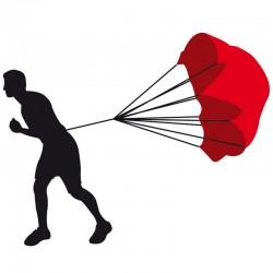 Parachute d'entraînement