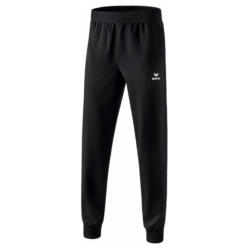 Pantalon de présentation Erima Premium One 2.0, couleur noir