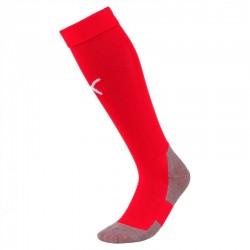 Chaussettes Puma Liga Core rouge - la paire