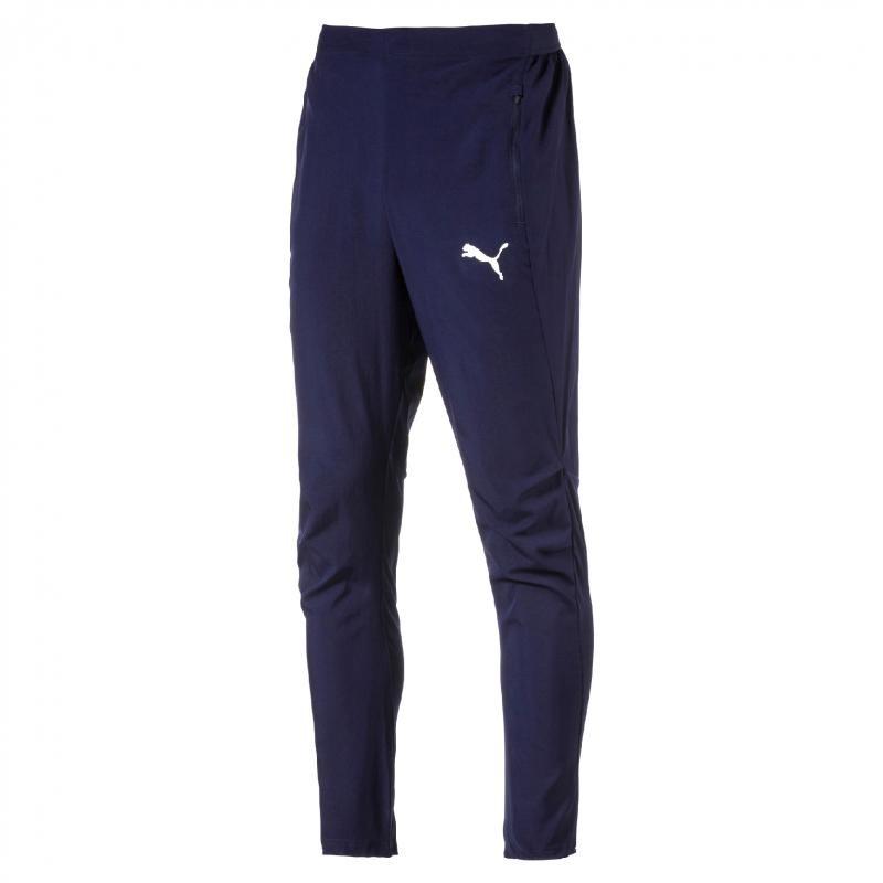 Pantalon d'entrainement Puma Liga Woven marine
