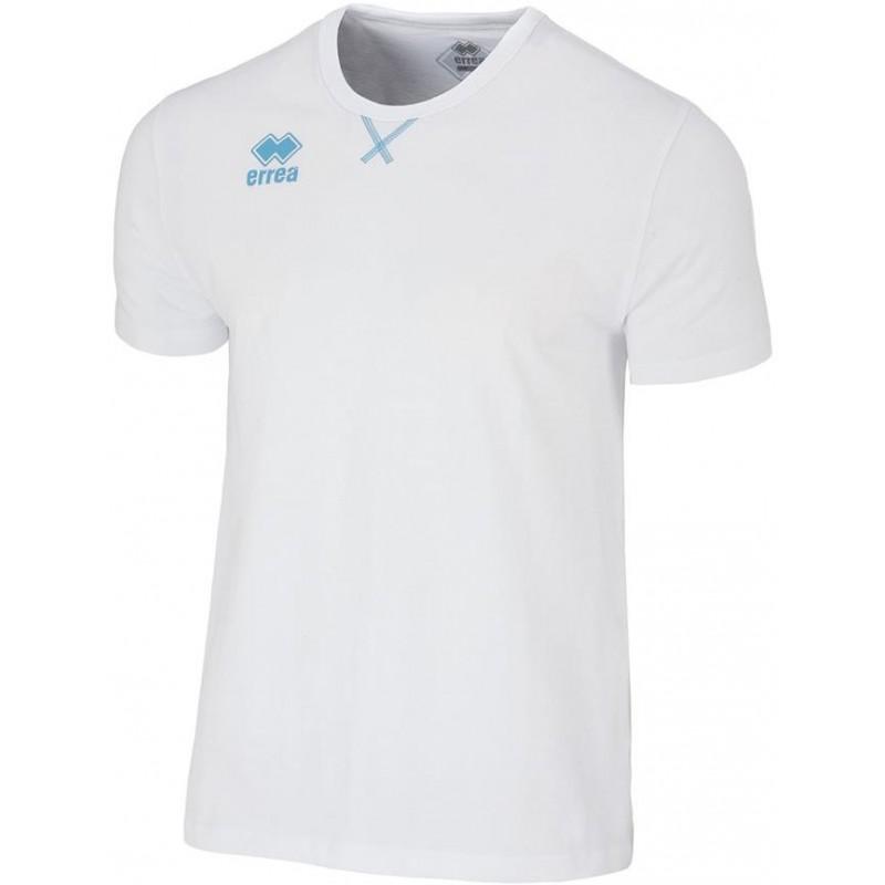 T-Shirt Errea Professional 3.0 blanc face