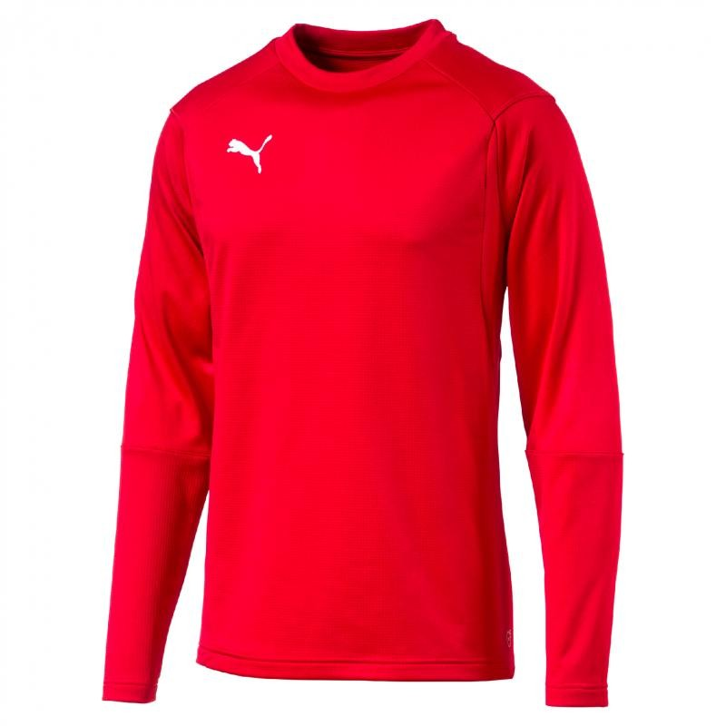 Sweat Puma Liga Training rouge