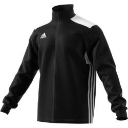 Veste de survêtement club Adidas Regista 18 coloris noir