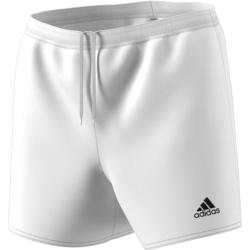 Short de Football Femme Adidas Parma 16 blanc
