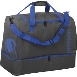 Sac de sport Uhlsport Essential 2.0 avec compartiments 75L noir/bleu