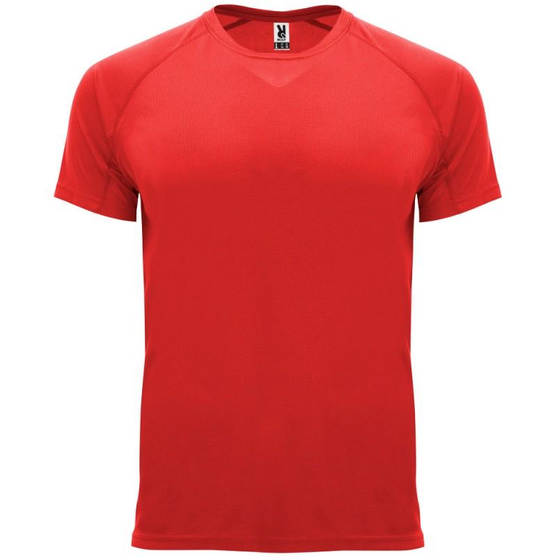 Tee Shirt Bahrain coloris rouge