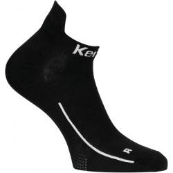 Lot de 2 paires de Soquettes Kempa noir
