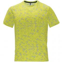T-Shirt Assen Jaune Fluo