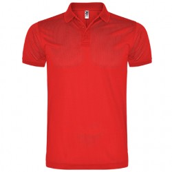 Polo Silverstone Rouge