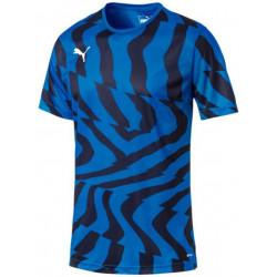 Maillot Puma Cup Jersey Core bleu roi