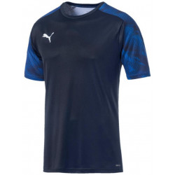 Tee shirt d'entrainement Cup Jersey Puma marine