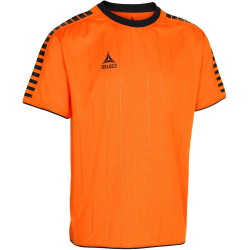 Maillot Select Argentina coloris orange/noir