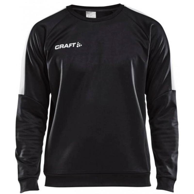 Sweat Progress Craft coloris noir/blanc