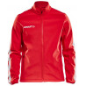 Veste Softshell Craft Pro Control coloris rouge/blanc