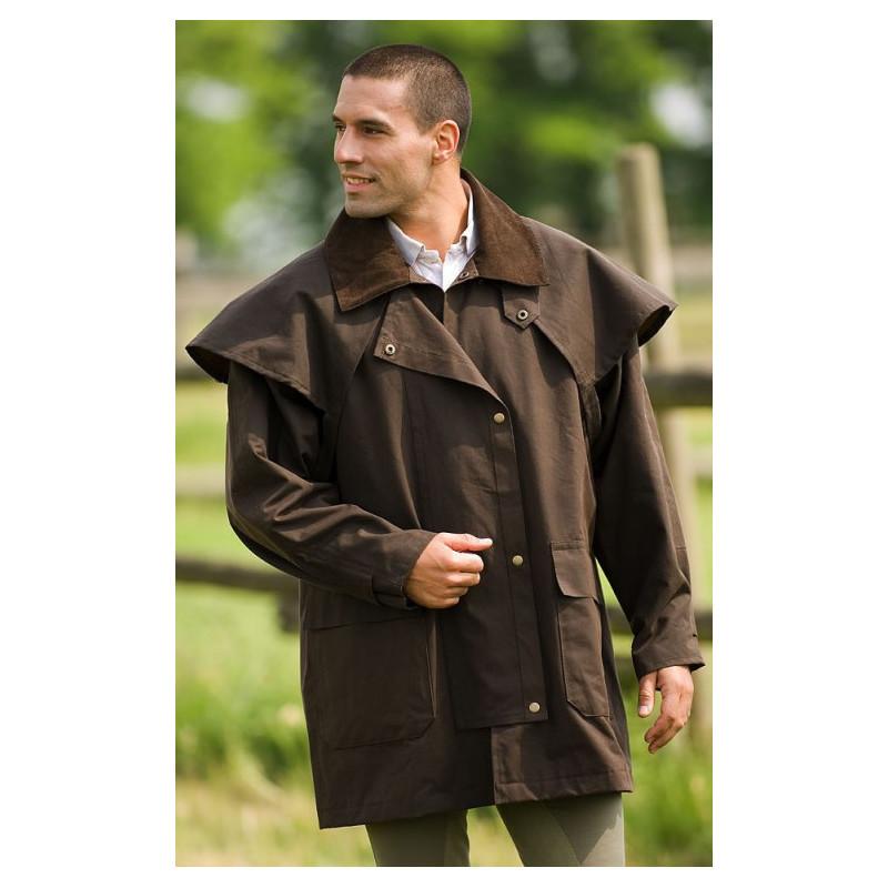 Manteau cavalier austalien