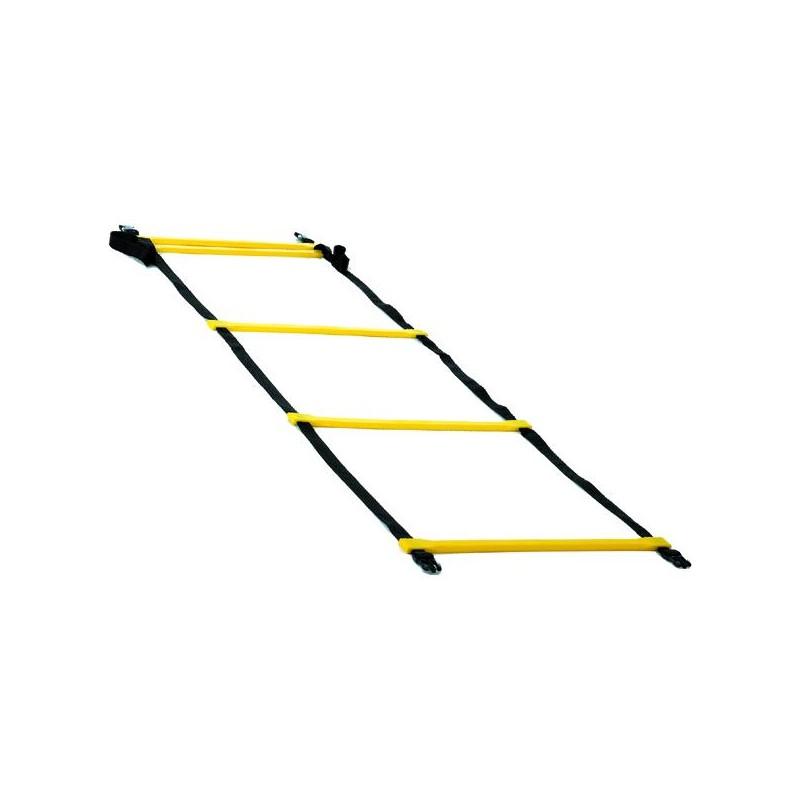 Echelle de rythme simple 8 m, coloris jaune