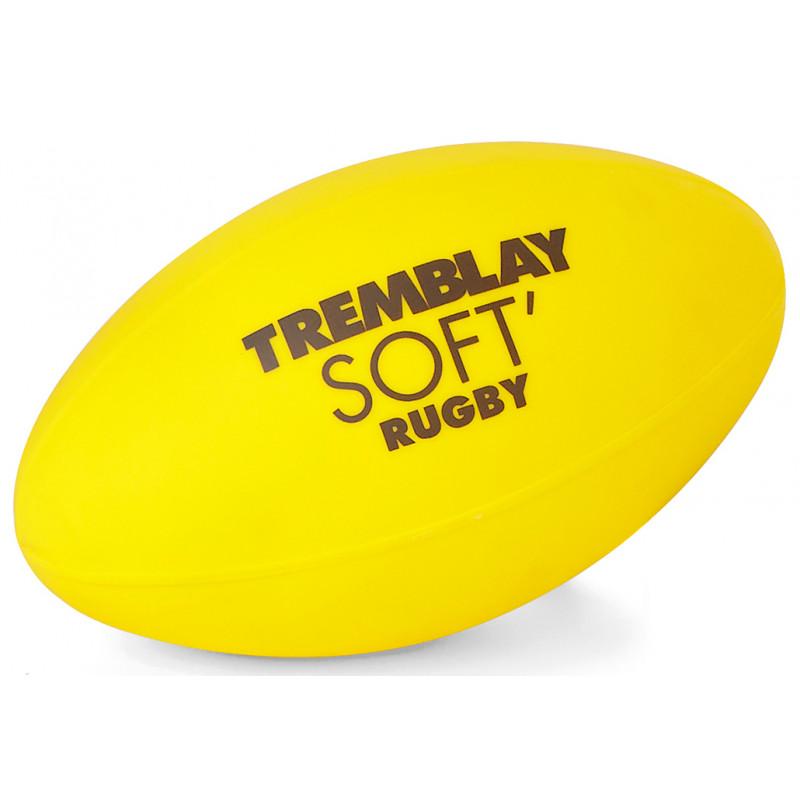 Ballon Soft'Rugby