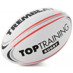 Ballon Top Training Rugby, taille 5