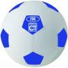 Ballon Resist'Foot, blanc et bleu