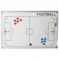 r/ésistant /à lusure effa/çable /à sec Tableau tactique de football et de basket-ball