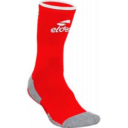 Chaussettes de tennis Eldera Pro rouge