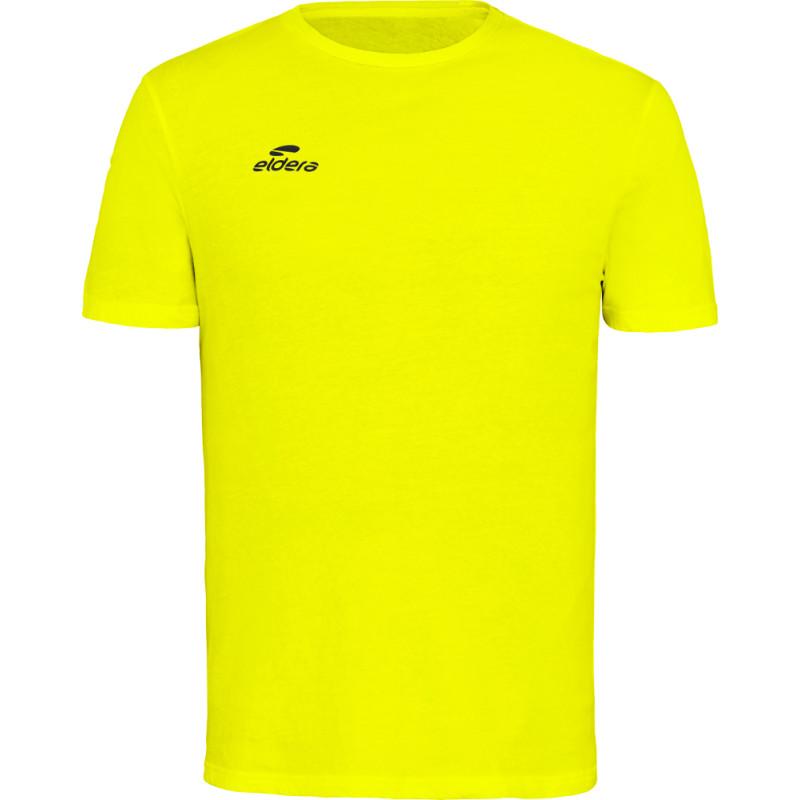 T-Shirt Eldera Tige  jaune fluo