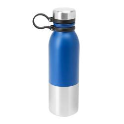 Bouteille alke à personnaliser bleu