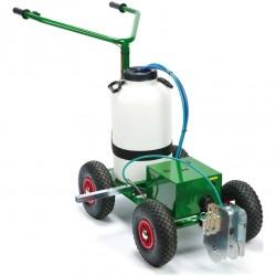 Traceuse de terrain à pulvérisation électrique - Cuve 20 Litres