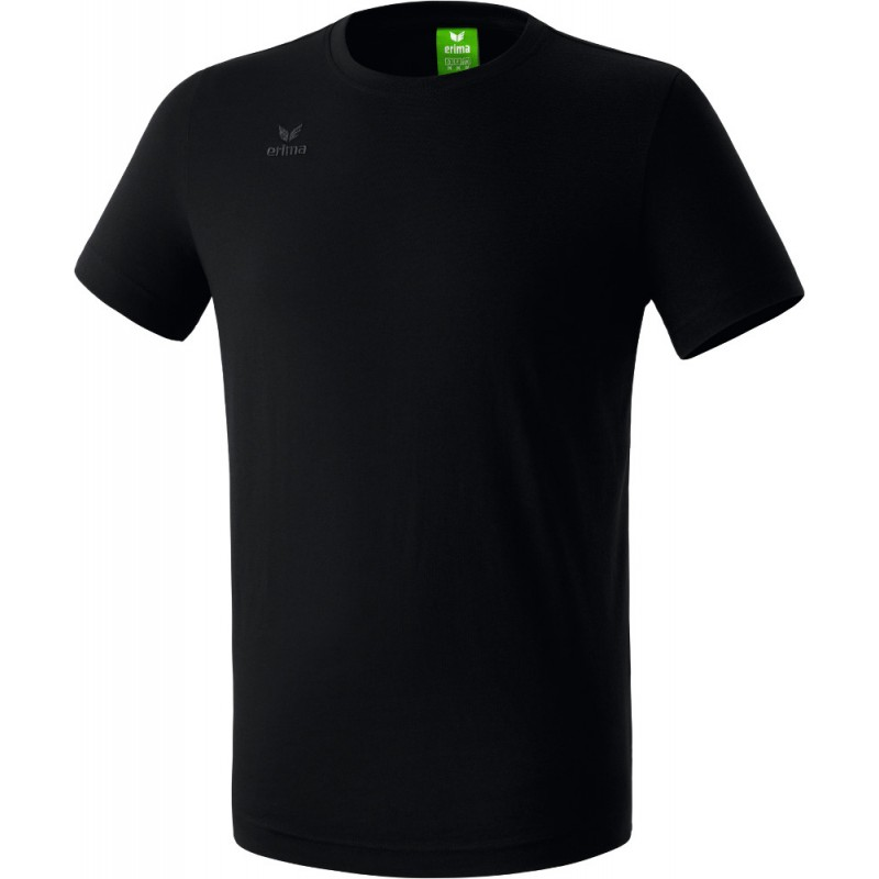 Tee-shirt ERIMA Teamsport, couleur noir