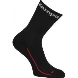 Lot de 3 paires de chaussettes Kempa noir