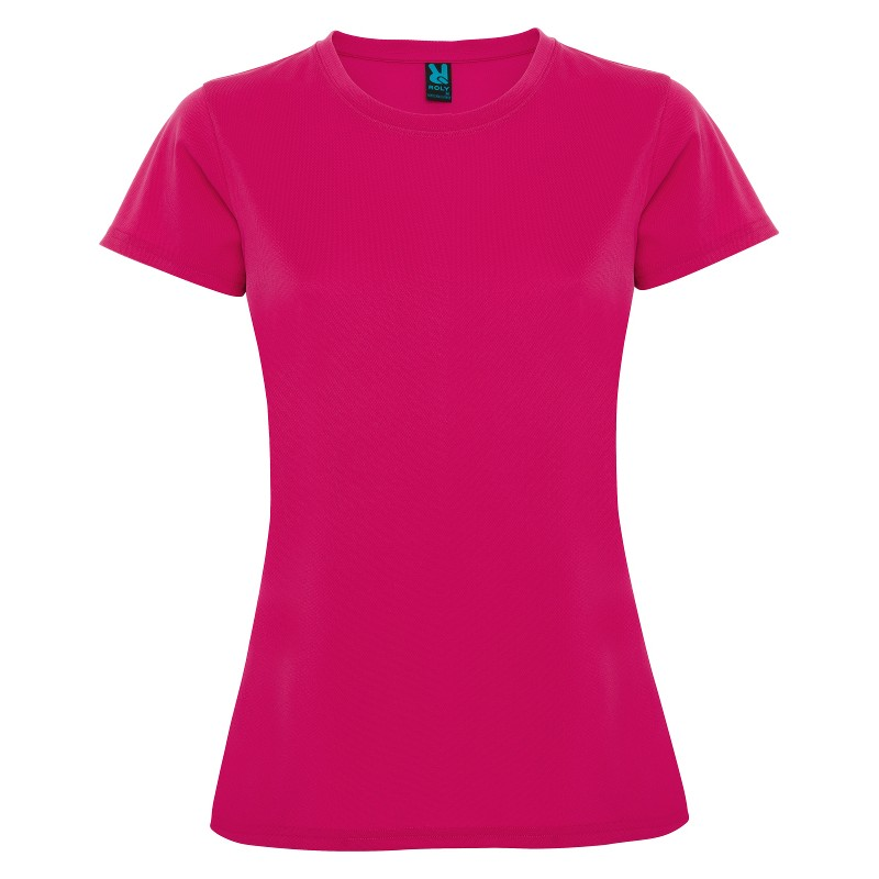 Tee Shirt Montecarlo femme coloris rose