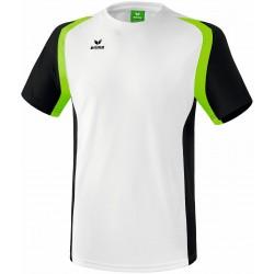 Tee-Shirt Erima Razor 2.0 blanc et vert