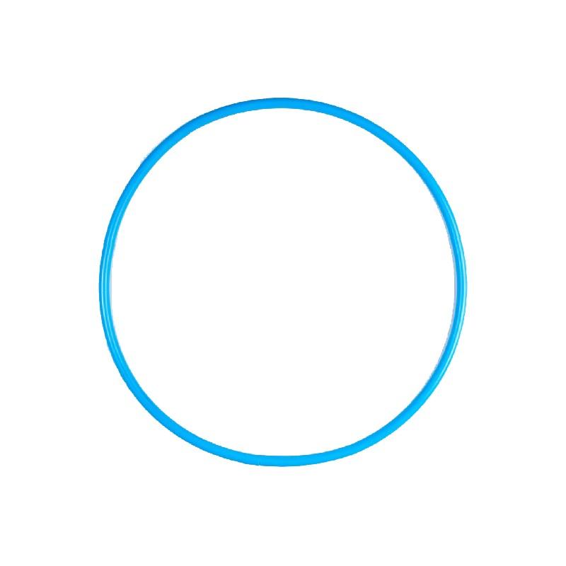 Cerceau rond 50 cm bleu