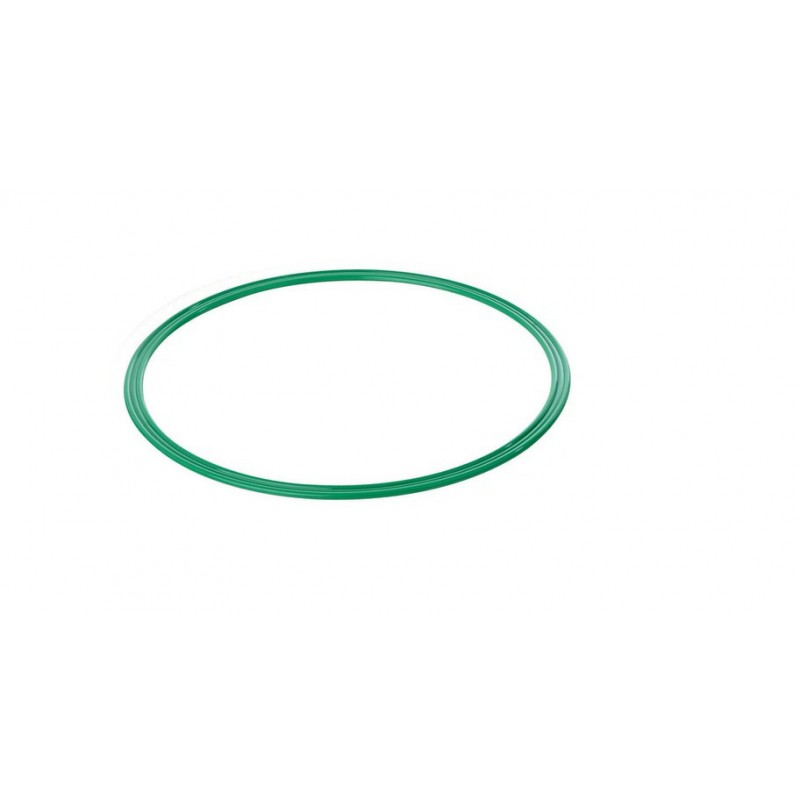 Cerceau plat 35 cm vert