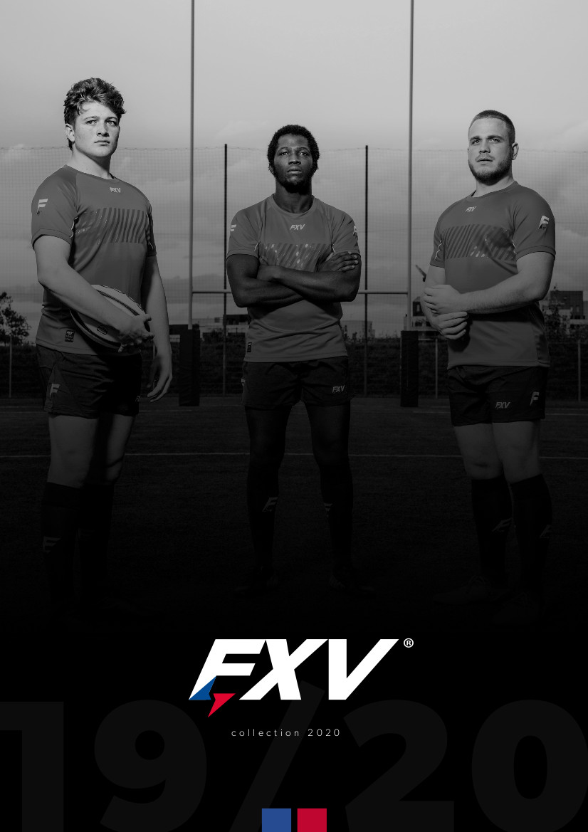 Catalogue Force Xv À Télécharger | Catalogue Rugby Force Xv | CLUB-SHOP.fr