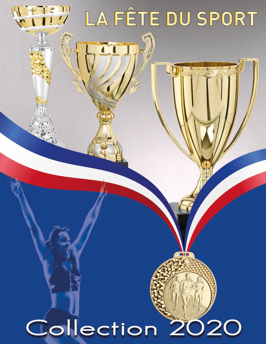 Catalogue Coupes Et Trophées | Catalogue Trophées Et Médailles | CLUB-SHOP.fr