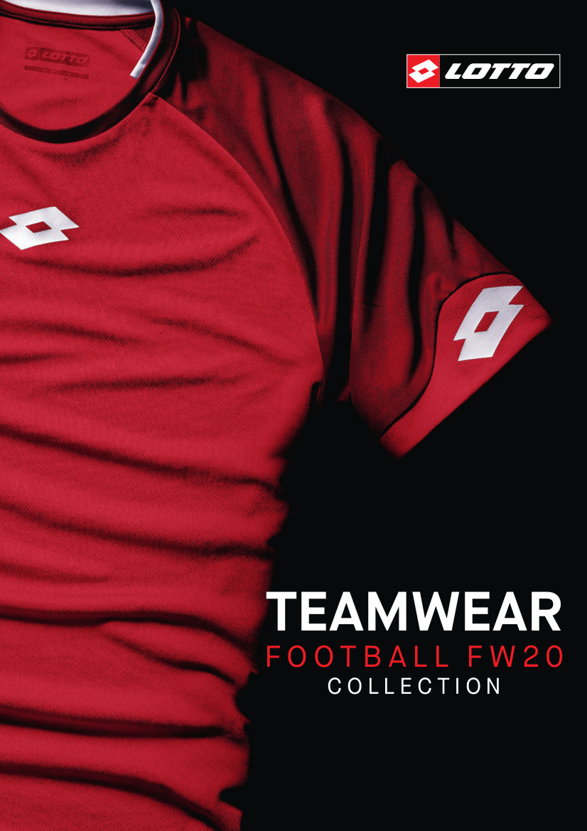 Catalogue Lotto 2020 | Catalogue Lotto Football | CLUB-SHOP.fr