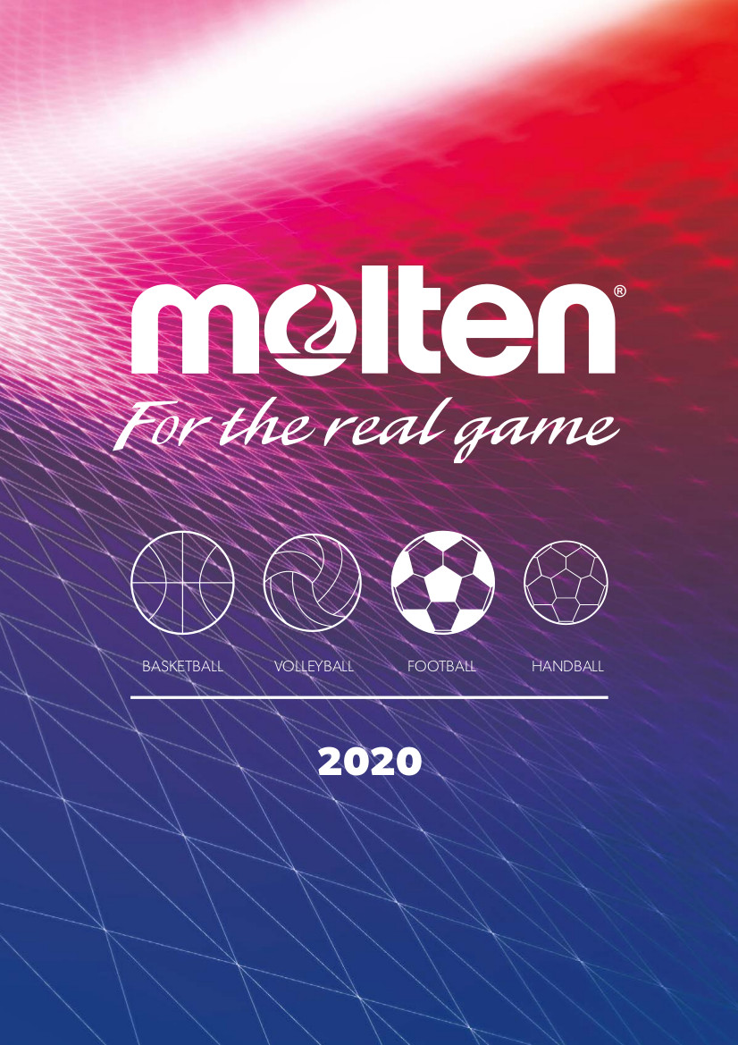 Catalogue Molten 2020 | Catalogue Molten En Ligne | CLUB-SHOP.fr