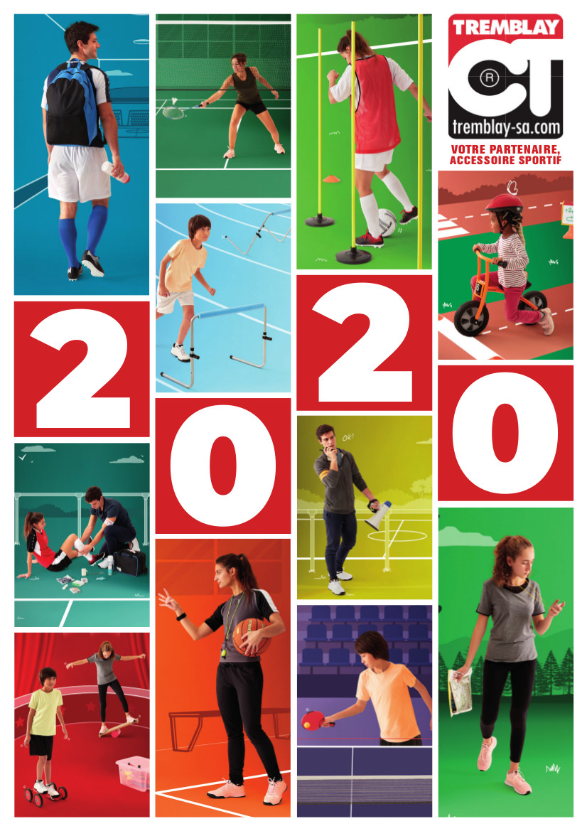 Catalogue Tremblay Sport | Catalogue Matériel Sportif | CLUB-SHOP.fr