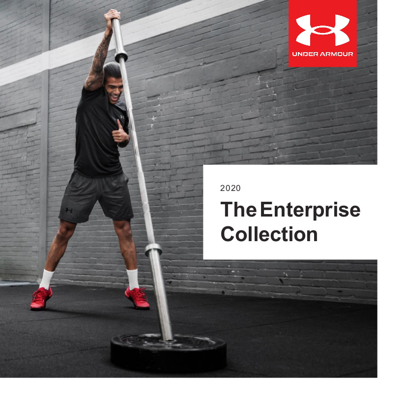 Catalogue Under Armour 2020 | Catalogue Under Armour Club | CLUB-SHOP.fr