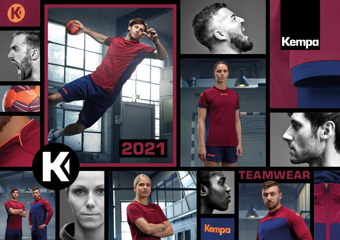 Catalogue Kempa Handball | Catalogue Kempa 2020 | CLUB-SHOP.fr