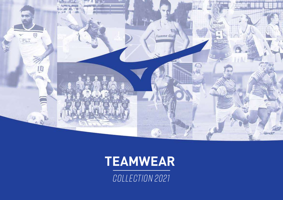 Catalogue Mizuno 2021 | Catalogue Mizuno Handball | CLUB-SHOP.fr