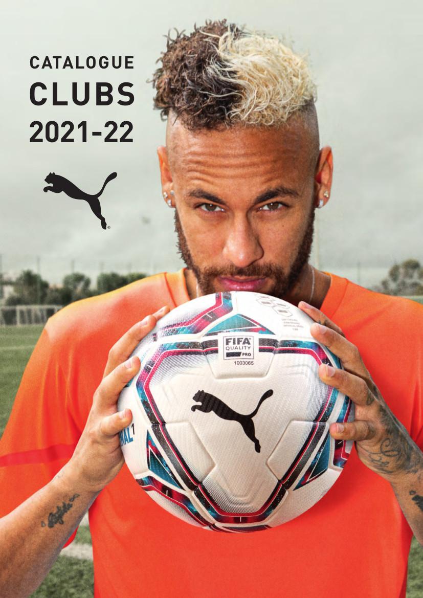 Catalogue Puma 2021 | Catalogue Puma Football 2021 | CLUB-SHOP.fr