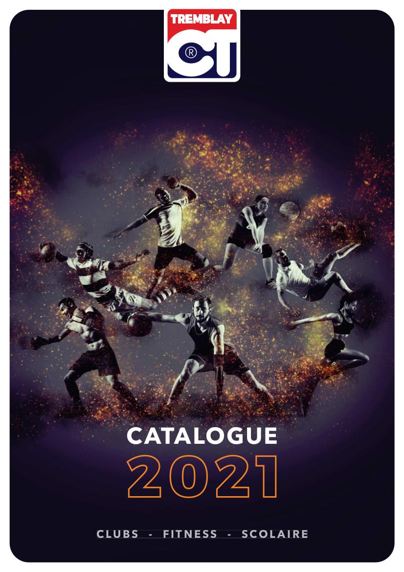 Catalogue Tremblay Sport | Catalogue Matériel Sportif | CLUB-SHOP.fr