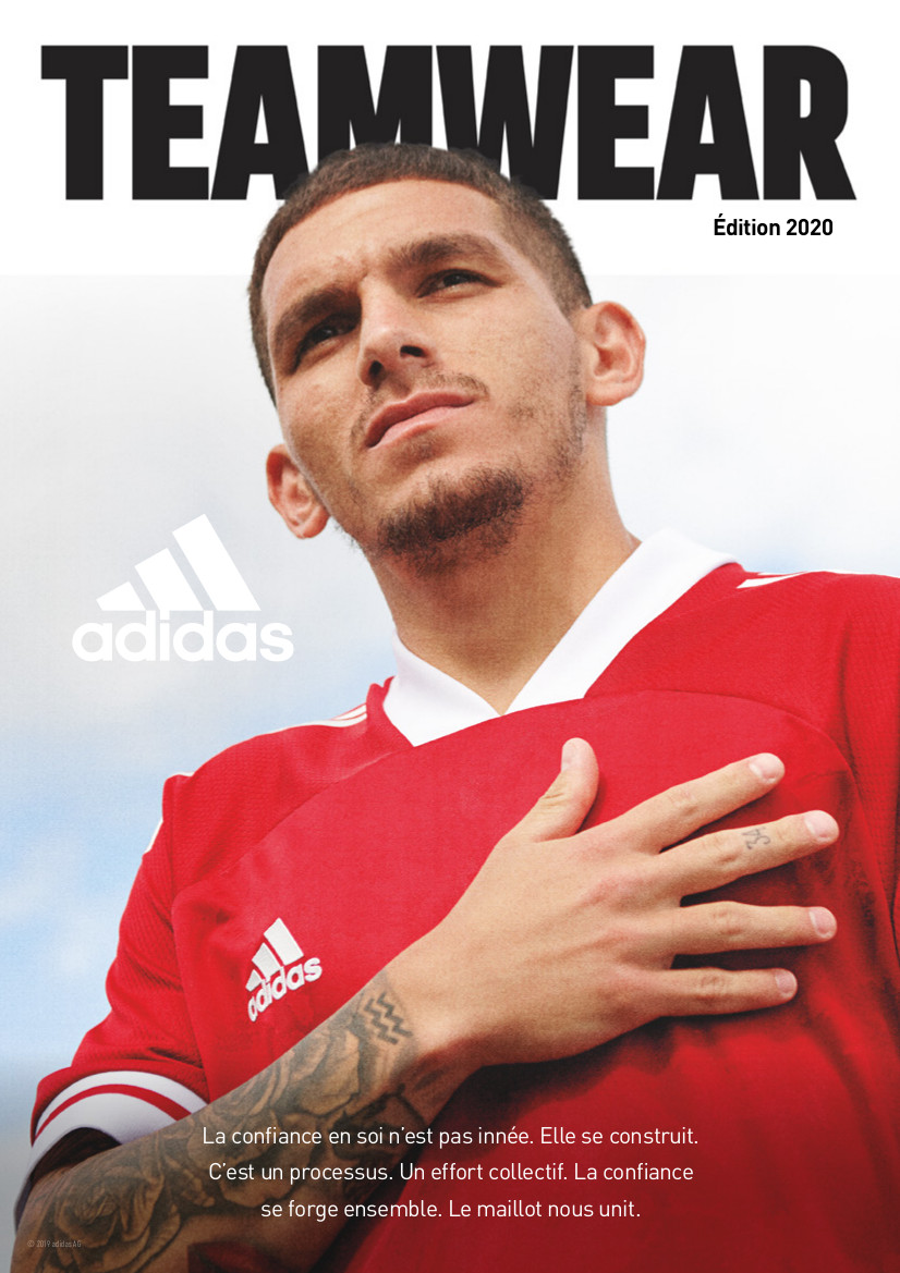 Catalogue Adidas Club 2020 | Catalogue Adidas Pour Club De Foot | CLUB-SHOP.fr