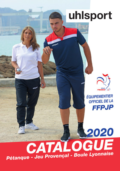 Catalogue Uhlsport Pétanque | Catalogue Pétanque 2020 | CLUB-SHOP.fr